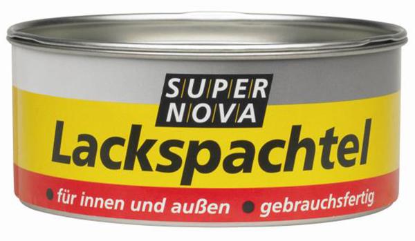 Lackspachtel