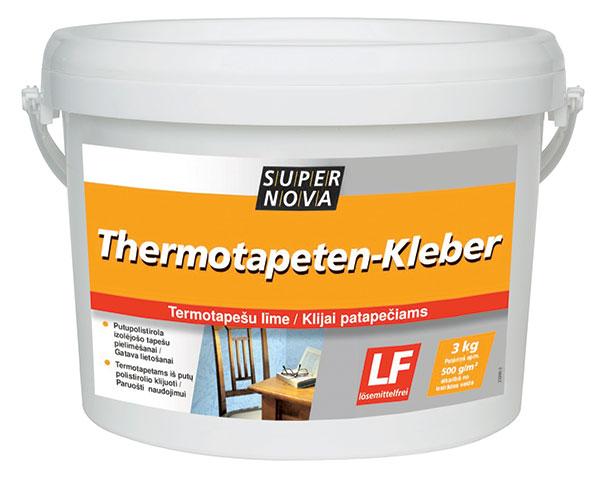 Thermotapeten-kleber