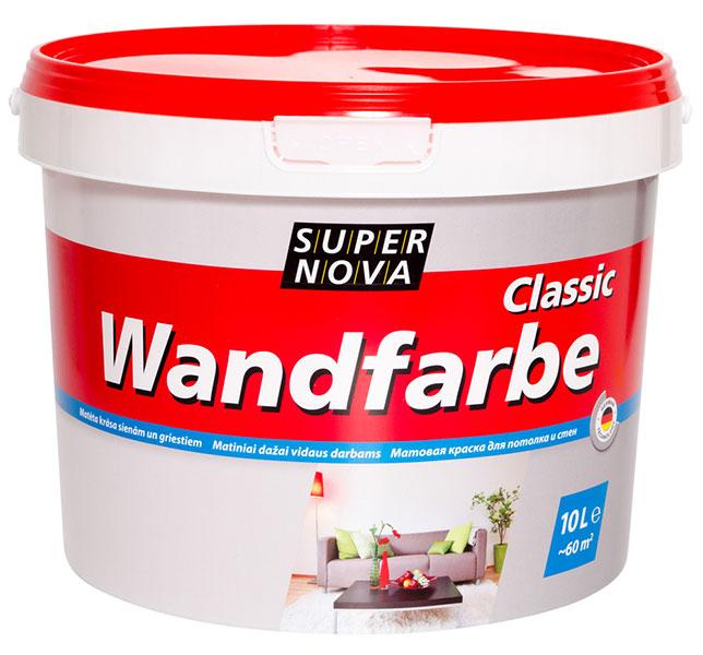 Wandfarbe Classic